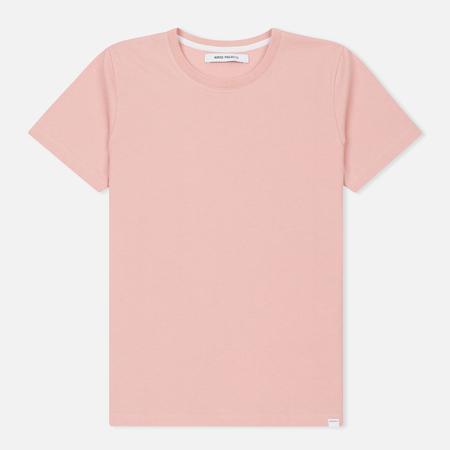 Женская футболка Norse Projects Gro Standard Petal Pink