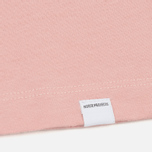 Женская футболка Norse Projects Gro Standard Petal Pink фото- 2