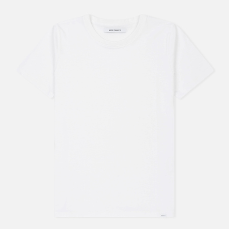 Женская футболка Norse Projects Gro Standard White