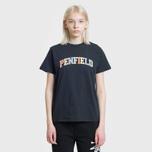 Женская футболка Penfield Lincoln Black фото- 1