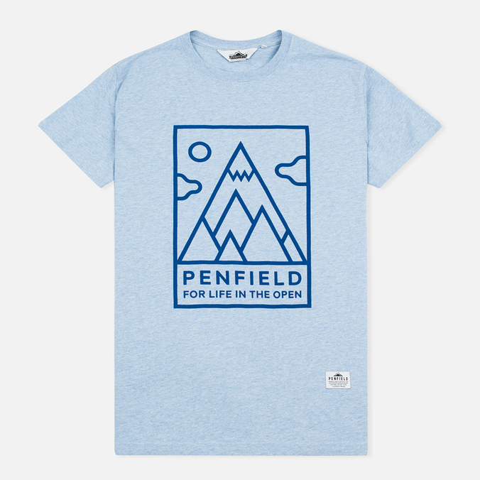 Женская футболка Penfield Peaks Sky