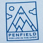 Женская футболка Penfield Peaks Sky фото- 2