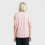 Женская футболка Polo Ralph Lauren Big Polo Print Pink Sand фото- 3