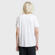 Женская футболка Polo Ralph Lauren Big Polo Print White фото- 3