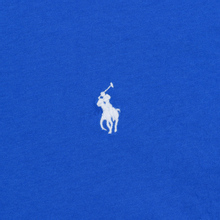 Женская футболка Polo Ralph Lauren Embroidered Logo 30/1 Cotton Jersey Spa Royal фото- 2