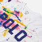 Женская футболка Polo Ralph Lauren Paint Slpatter Polo 30/1 Cotton Jersey Multicolor фото - 1