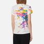 Женская футболка Polo Ralph Lauren Paint Slpatter Polo 30/1 Cotton Jersey Multicolor фото - 3