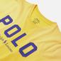Женская футболка Polo Ralph Lauren Polo Printed 30/1 Cotton Jersey Lemon Crush фото - 1