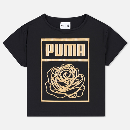 Puma x Careaux Logo Women's t-shirt Black