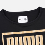 Puma x Careaux Logo Women's t-shirt Black photo- 1