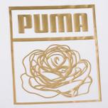 Puma x Careaux Logo Women's t-shirt White photo- 2
