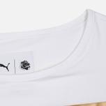Puma x Careaux Logo Women's t-shirt White photo- 3