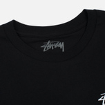 Женская футболка Stussy 8 Ball Boyfriend Black фото- 1