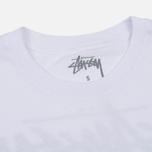 Женская футболка Stussy 8 Ball Boyfriend White фото- 1