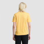Женская футболка Stussy Basic Logo Orange фото- 2