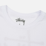Женская футболка Stussy Basic Stussy Boyfriend White фото- 1