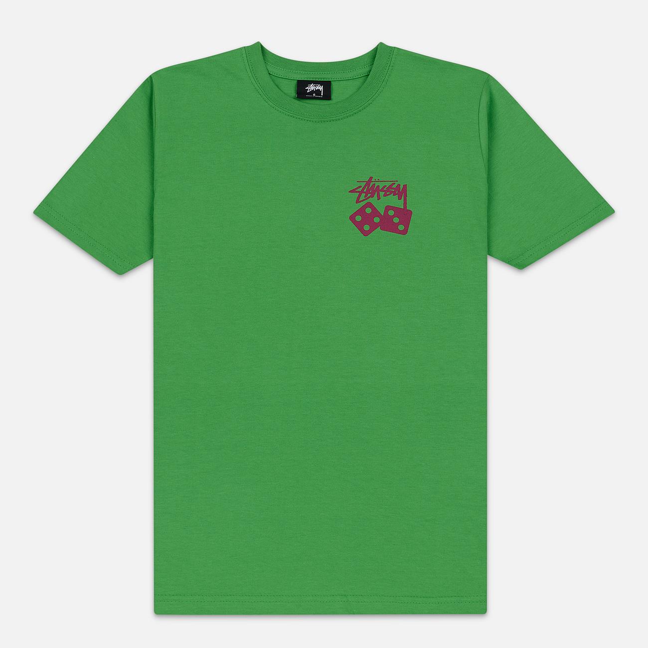 Женская футболка Stussy Dice Kelly