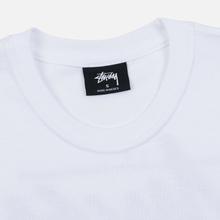 Женская футболка Stussy Dice White фото- 1
