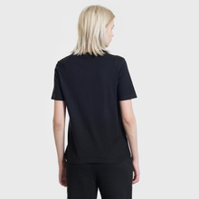 Женская футболка Stussy Stock Black фото- 3