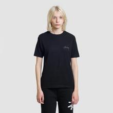 Женская футболка Stussy Stock Black/Grey фото- 2