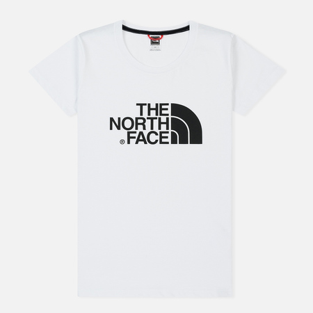 Женская футболка The North Face Easy TNF White/TNF White
