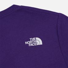 Женская футболка The North Face Fine Hero Purple фото- 3