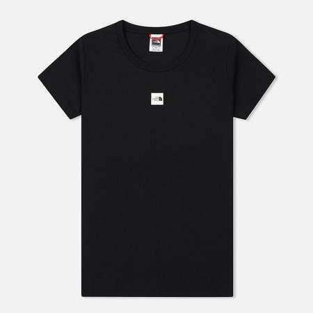 Женская футболка The North Face Fine TNF Black
