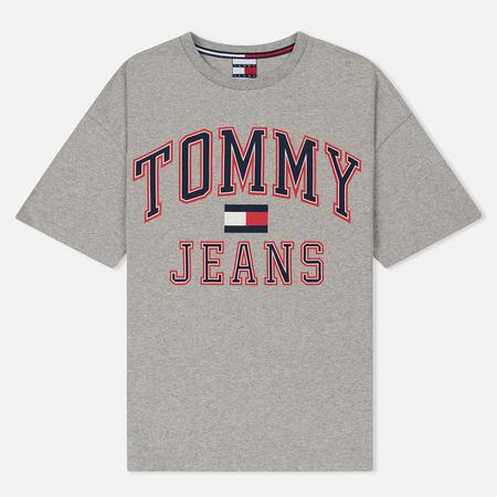 Женская футболка Tommy Jeans 90's CN Grey Marl