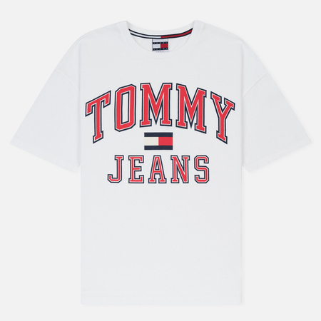 Женская футболка Tommy Jeans 90's CN White