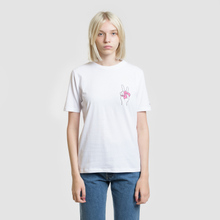 Женская футболка Tommy Jeans Bold Statement Classic White фото- 2