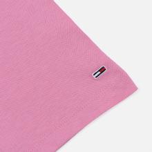 Женская футболка Tommy Jeans Bold Statement Lilac Chiffon фото- 3