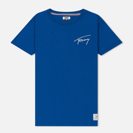 Женская футболка Tommy Jeans Signature Surf The Web