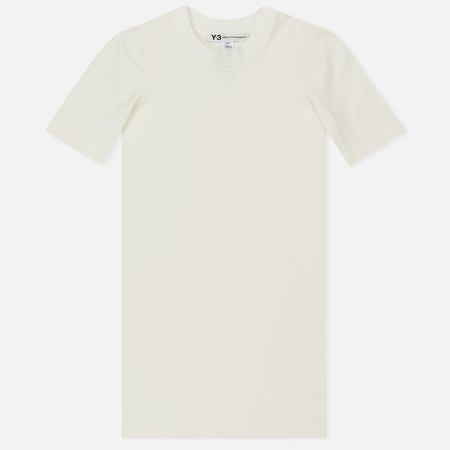Женская футболка Y-3 SS Street Core White/Black