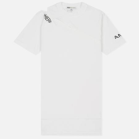 Женская футболка Y-3 Statement White