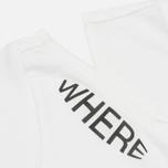 Женская футболка Y-3 Statement White фото- 2