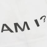 Женская футболка Y-3 Statement White фото- 3