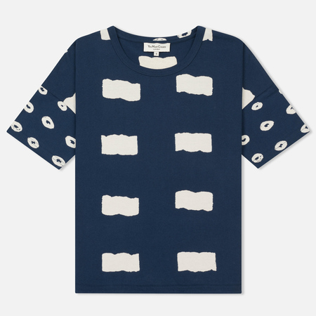 Женская футболка YMC Before Sunrise Indigo
