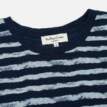 Женская футболка YMC Mountain Girl Stripe Indigo фото- 1