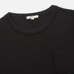 Женская футболка YMC Ruffle Black фото- 1