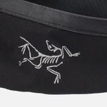 Женская кепка Arcteryx Calvus Visor Black фото- 2