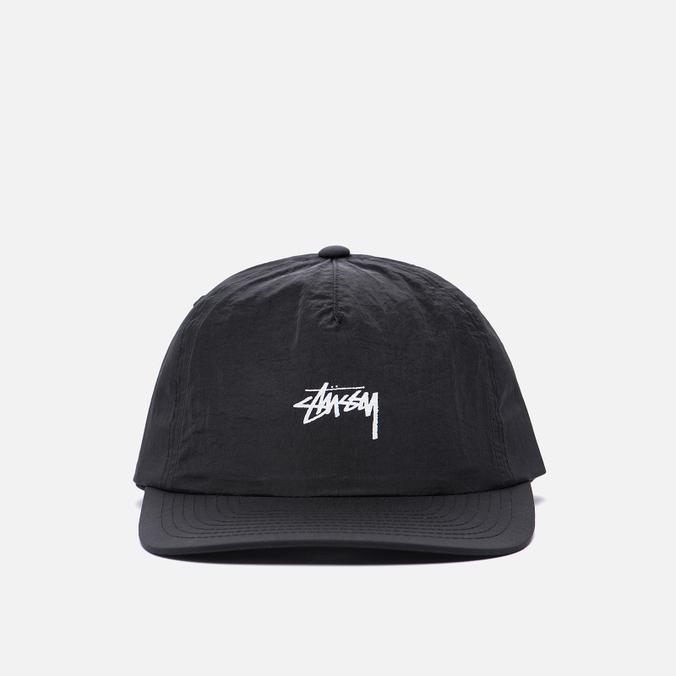 Женская кепка Stussy Euclid Black