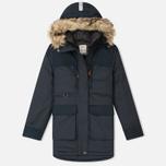 Женская куртка аляска Fjallraven Polar Guide Dark Navy фото- 0