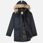 Женская куртка аляска Fjallraven Polar Guide Dark Navy фото- 1
