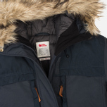 Женская куртка аляска Fjallraven Polar Guide Dark Navy фото- 2