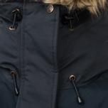 Женская куртка аляска Fjallraven Polar Guide Dark Navy фото- 3