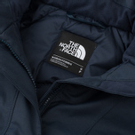 Женская куртка аляска The North Face Arctic Outer Space Blue фото- 2