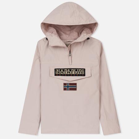 Женская куртка анорак Napapijri Rainforest Summer 1 Pale Pink