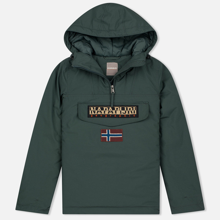 Napapijri Rainforest Winter Women's Anorak Grey/Green