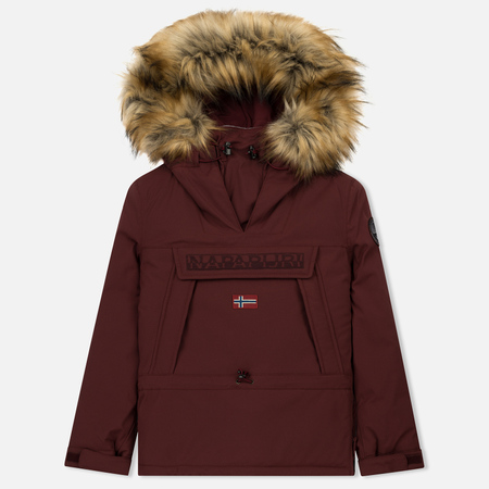 Женская куртка анорак Napapijri Skidoo 1 Wom EF Bordeaux