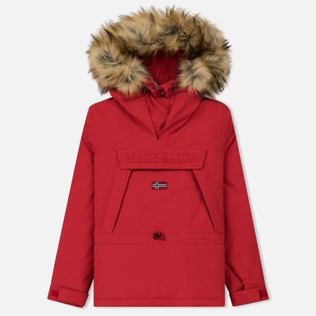 Женская куртка анорак Napapijri Skidoo 1 Wom EF Sparkling Red